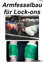 Direct-Action-Heft: Armfesseln